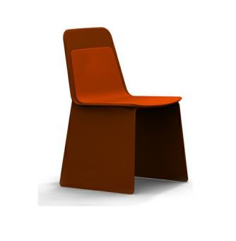 Layer Upholstered chair  - Design Arik Levy - Viccarbe