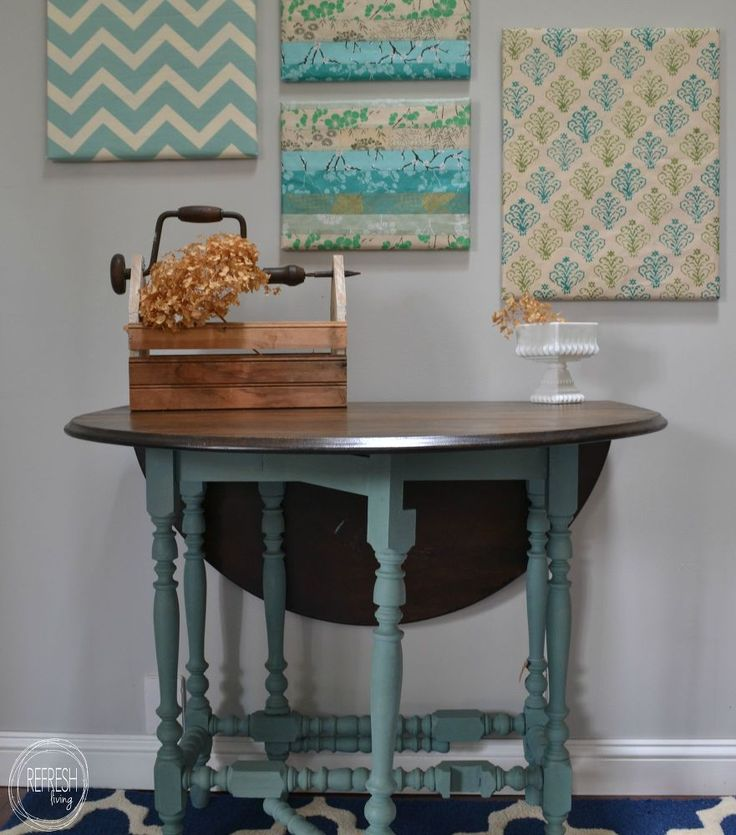 17 Best Ideas About Drop Leaf Table On Pinterest