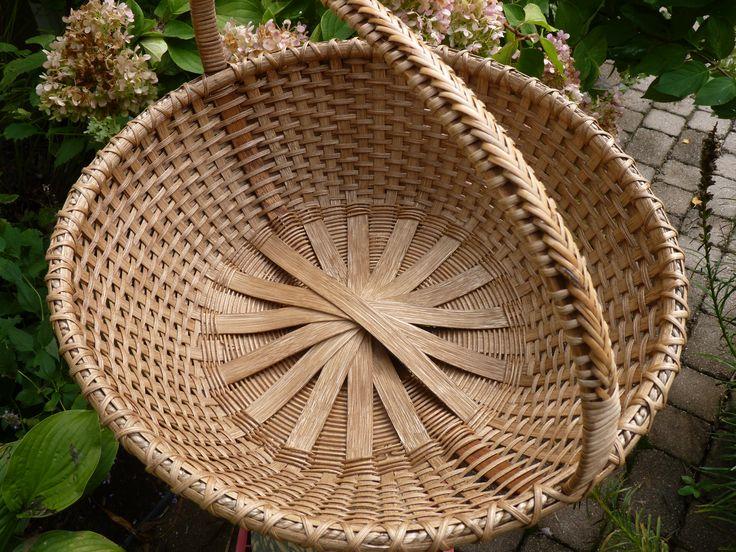 Basket Weaving Nantucket : Images about handwoven baskets on ash
