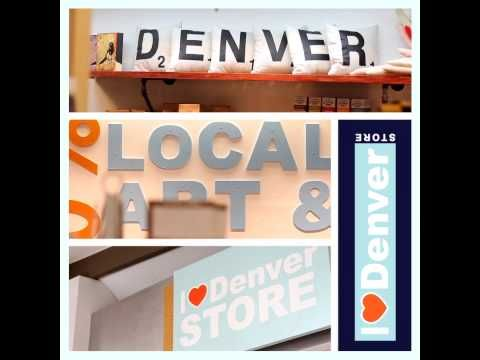 Check out some great Colorado products designed locally in this Style Strike: Quick Hit from the I HEART Denver Store.