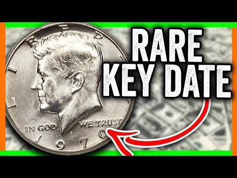 SUPER RARE 1970 HALF DOLLAR COINS WORTH MONEY – VALUABLE COINS TO LOOK FOR!! – YouTube