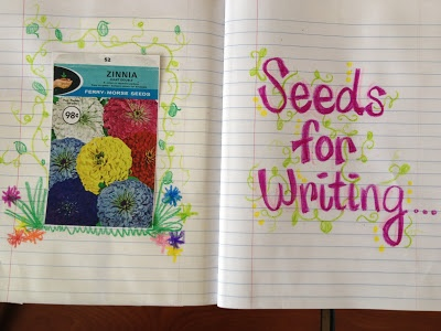 Leach Teach- writers workshop notebook ideas