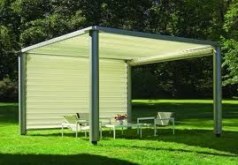 free standing outdoor cover