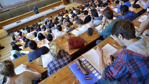 Rentrée universitaire : des amphis surchargés