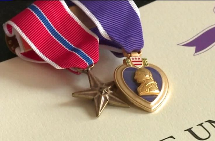 Veteran proposes giving PTSD victims the Purple Heart