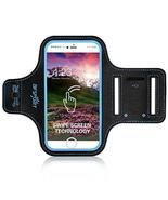 Sports Cell Phone Armband - Water Resistant Small Running Armband for ip... - $12.99