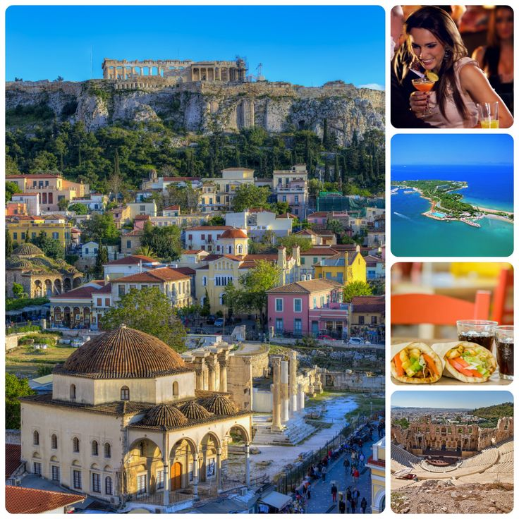 There are many reasons why everyone should visit #Athens at least once!!! Discover more : http://bit.ly/2gniicc