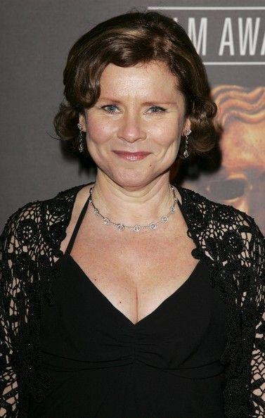 Imelda Staunton at the BAFTAS