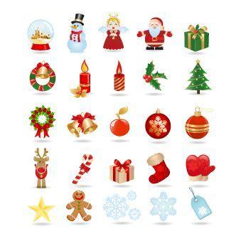 Resultado de imagen para objetos navideños