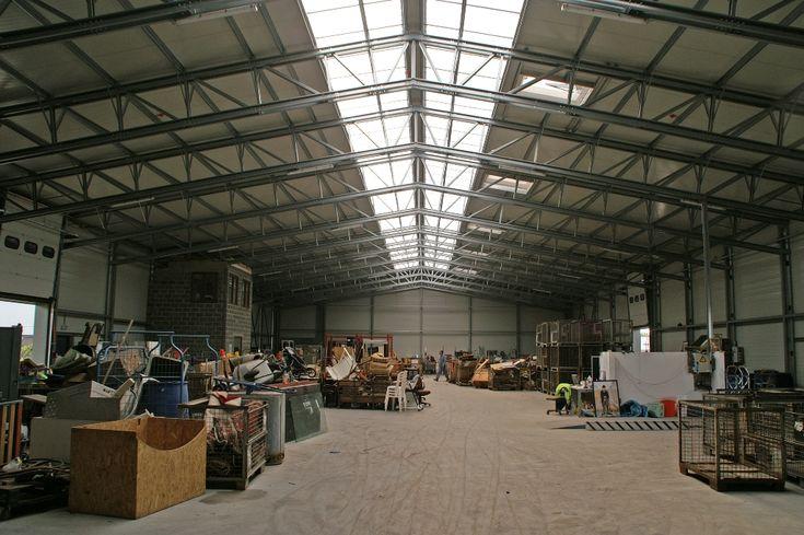 All sizes | Industrial building - Hangar | Flickr - Photo Sharing!