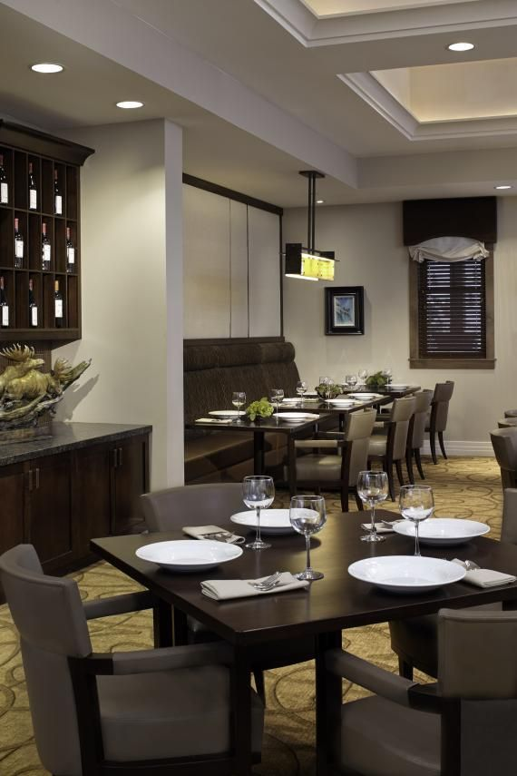 175 best images about assisted living on pinterest for Senior living dining room