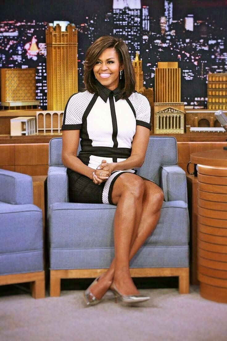 Our lovely First Lady!