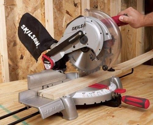 Is there a Do-It-Yourselfer on your List? Check 'em off your list with this compact yet powerful Skil 10-Inch Miter Saw. The Quick Mount system lets them mount the saw on the stand in 3 easy steps. The horizontal clamping system holds the wood firmly against the fence. With a left/right lock-offs switch, 9 positive stops, a die-cast aluminum fence & a dust bag, & a 3 Year Warranty, it's the whole package. Merry Christmas & may the New Year brings lots of successful DIY projects!