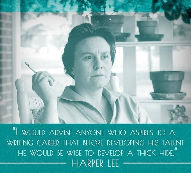 Harper Lee Quotes: Nelle Harper Lee Quotes. QuotesGram