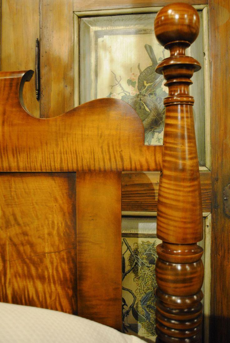 1181 Best Antique Tiger Maple Images On Pinterest