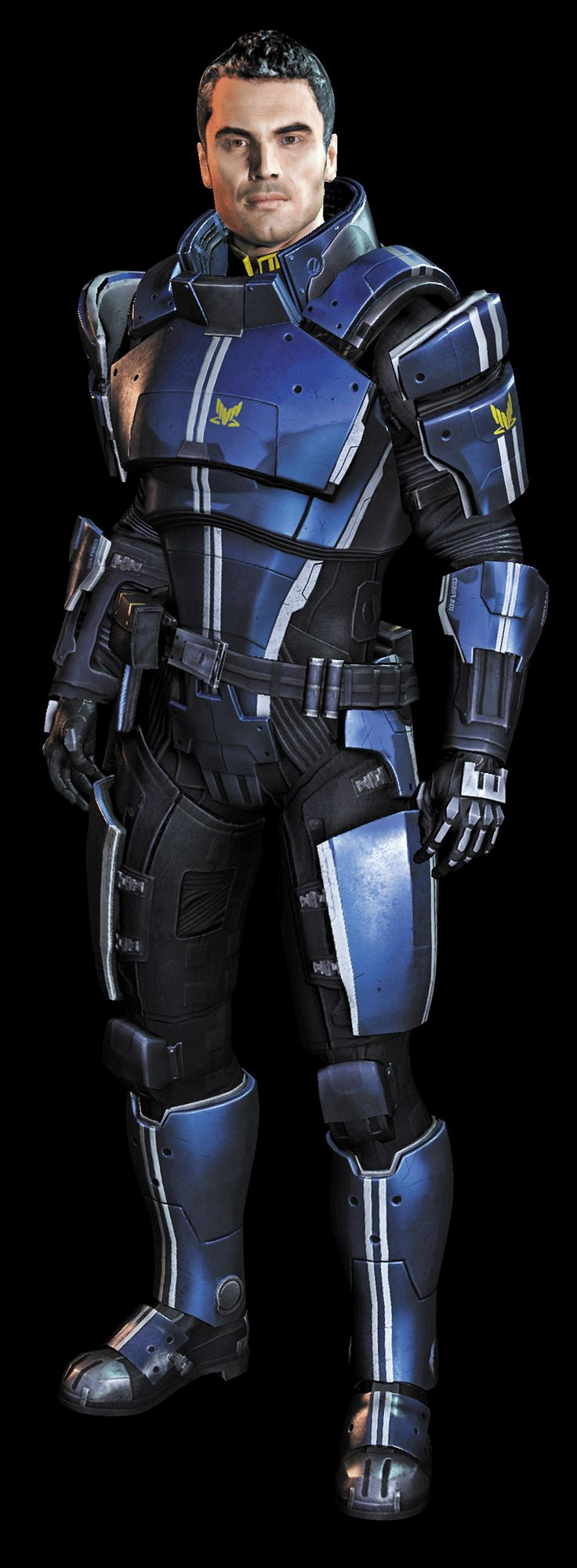 Kaidan alenko- mass effect