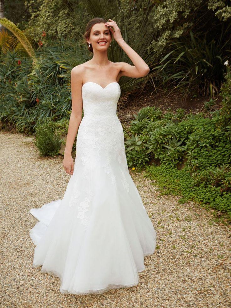 beautiful 2016 bt16 16 front view wedding dress pinterest. Black Bedroom Furniture Sets. Home Design Ideas