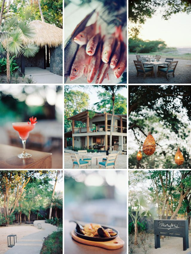 Pangas - Tamarindo Insider's Guide- helpful guide to restaurants and shopping.