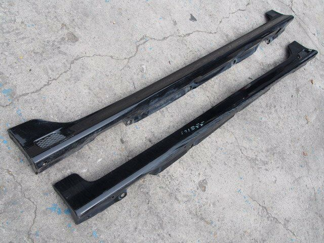 Side Skirts Spoiler Jdm 01 04 Fit For Toyota Corolla Nze121 Zze122 Runx Toyota Corolla Corolla Parts And Accessories