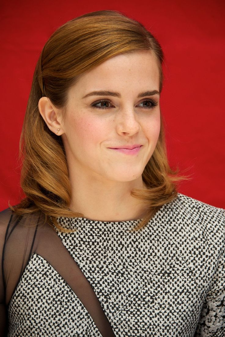 Emma Watson hair style file