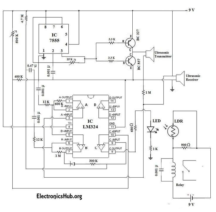 REVISTA ELEKTRONIKA: Timbre automático con detección de objetos