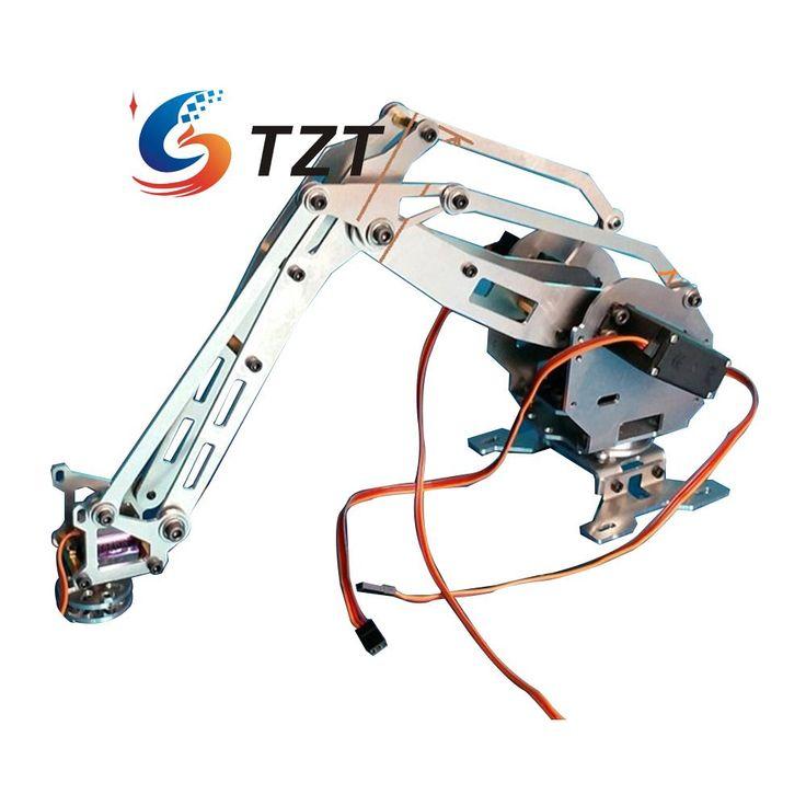 Best arduino robot arm ideas on pinterest open