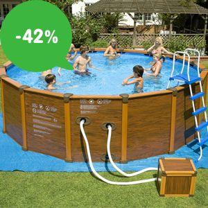 Najlacnejšie bazény a príslušenstvo - akcia v eshope HEJ