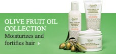 LOVING my new Olive Fruit Oil shampoo & conditioner from Kiehl's - Clean, soft, & smelling divine!