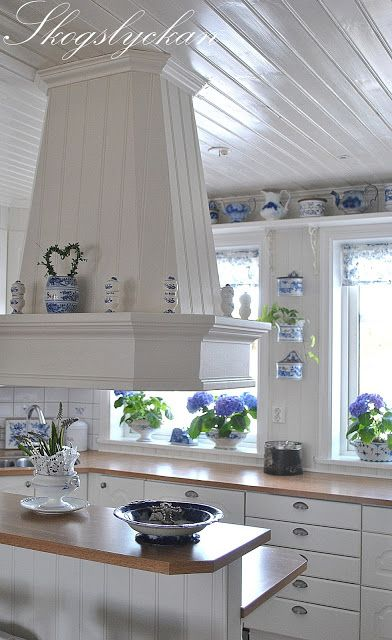 AJK Holdings Blue and White Kitchens Inspiration, #Blue #White #Kitchens