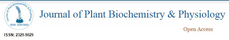 Journal of Plant Biochemistry & Physiology deals with the cellular and molecular biology and interaction between bimolecules along with the study of photosynthesis, respiration, plant nutrition, plant hormone functions which are associated with plant morphology, ecology and environmental effects on plants. http://esciencecentral.org/journals/universal-molecular-markers-for-plant-breeding-and-genetics-analysis-2329-9029.1000e121.php?aid=24840