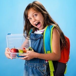 Lunch and break timing affects kids' food choices and activity