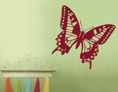 Wandtattoo Schmetterling No.SF397 Schmetterling Jetzt bestellen unter: https://moebel.ladendirekt.de/dekoration/wandtattoos/wandtattoos/?uid=e8266edf-84fe-5dcf-aed6-629e1d4d1e23&utm_source=pinterest&utm_medium=pin&utm_campaign=boards #heim #tattoos #dekoration
