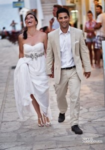 Yiannis Sotiropoulos photographer, wedding in Lefkada island