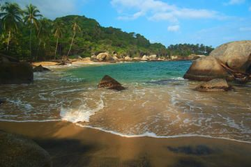 Tayrona National Park and Beach Day...