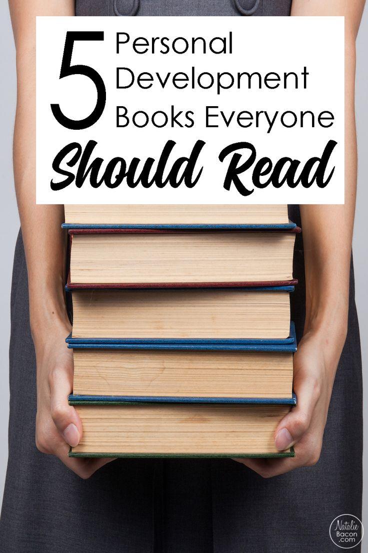 5 Personal Development Books Everyone Should ReadMe