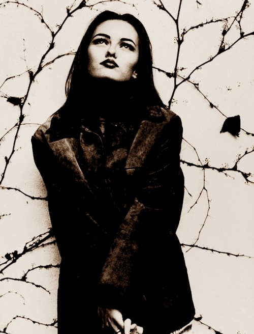 Anton Corbijn. Vanessa Paradis, 1992
