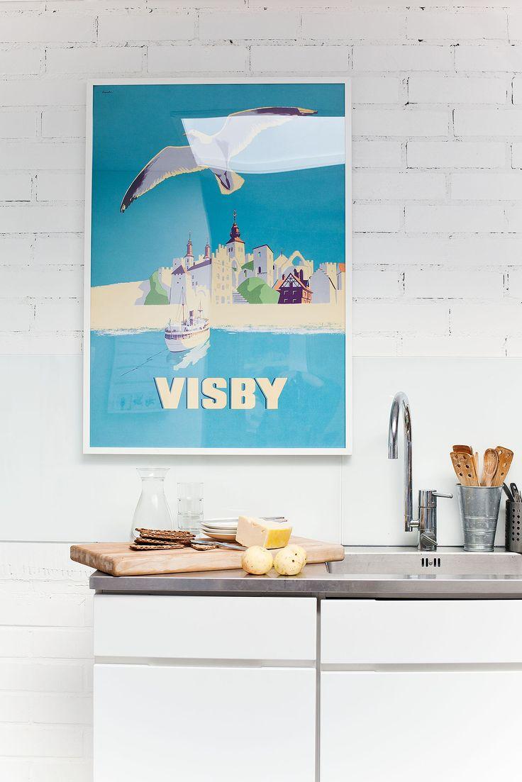 Vackra Visby...