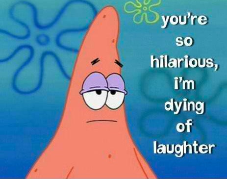 Quotes From Patrick Star