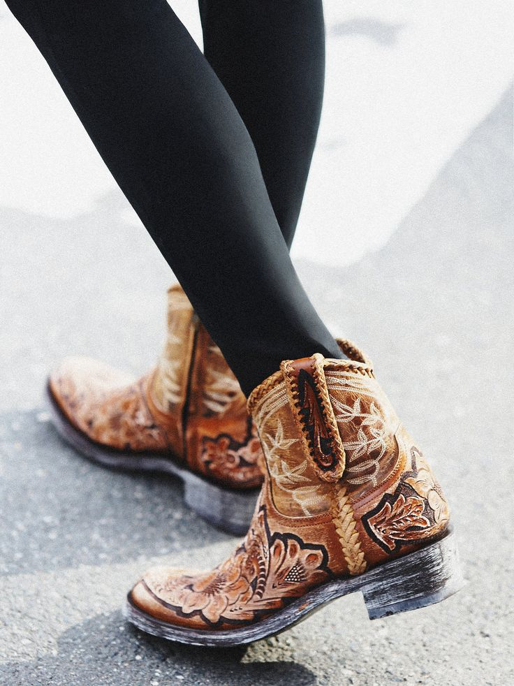 1000 Ideas About Leather Ankle Boots On Pinterest Ankle