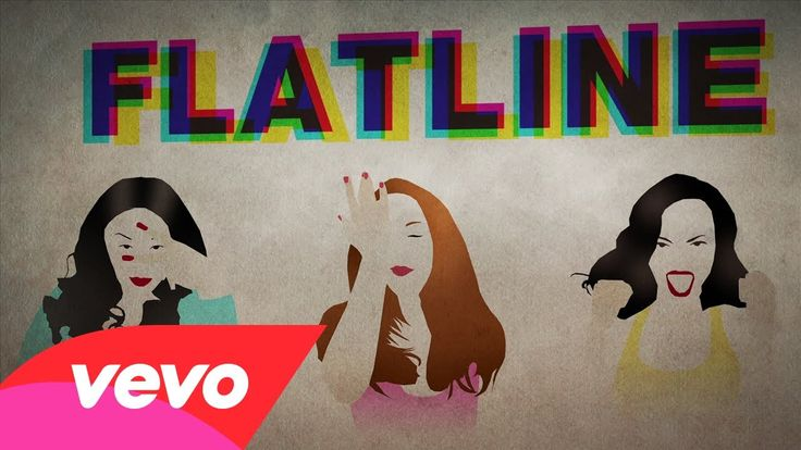 Mutya Keisha Siobhan - Flatline (Official Lyric Video)
