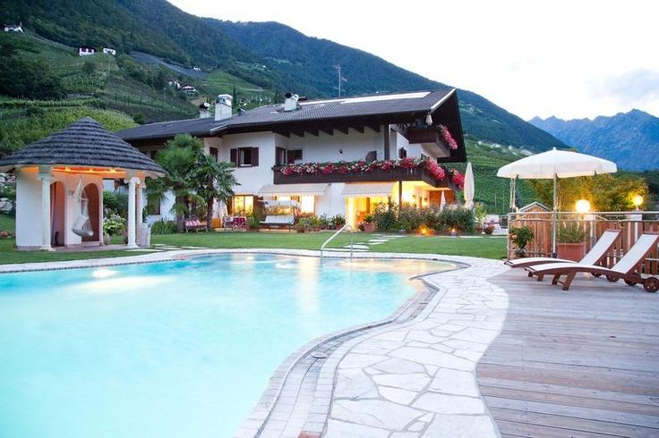 Valtnaungut in Lana, Südtirol