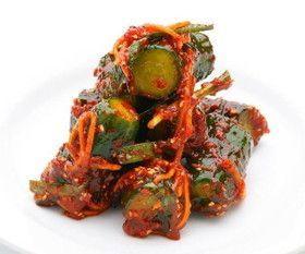 【胡瓜キムチ】の作り方 by 韓国食材(株)ナリタ [クックパッド] 簡単おいしいみんなのレシピが256万品