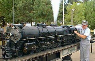 Live Steam Engine