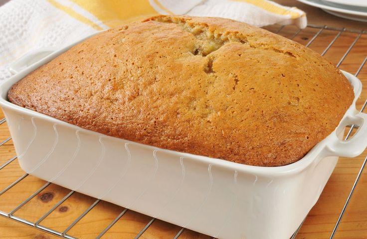 Banana Bread  Recipe via @SparkPeople