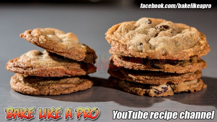Very Soft And Chewy Chocolate Chip Cookies Recipe