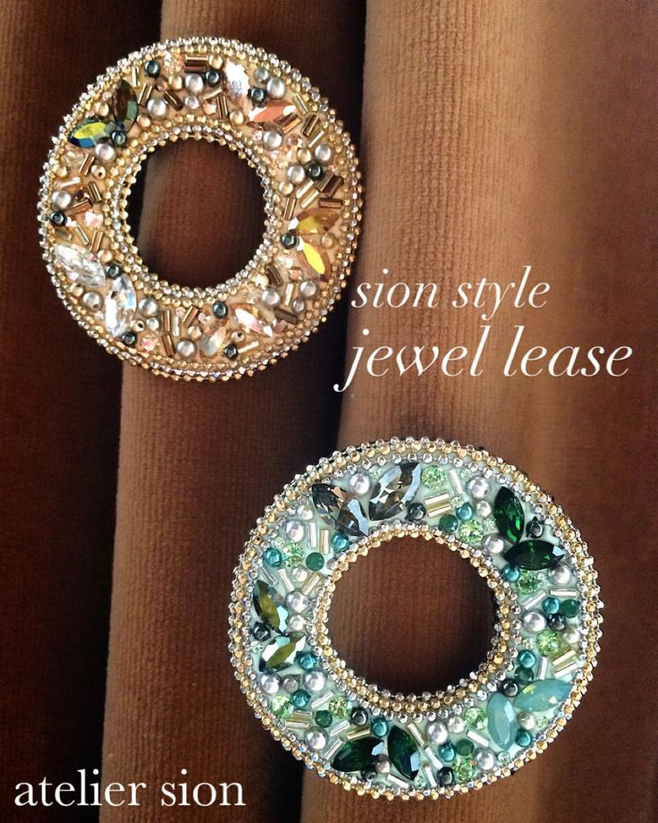 シオンオリジナル 【jewel lease】⭐️⭐️ 認講師7000円/フリー8000円