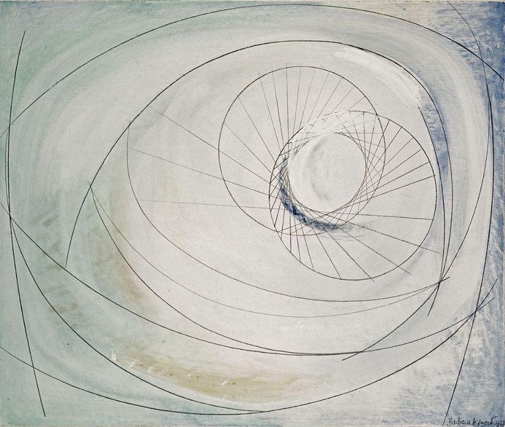 cavetocanvas:  Wave - Barbara Hepworth, 1963