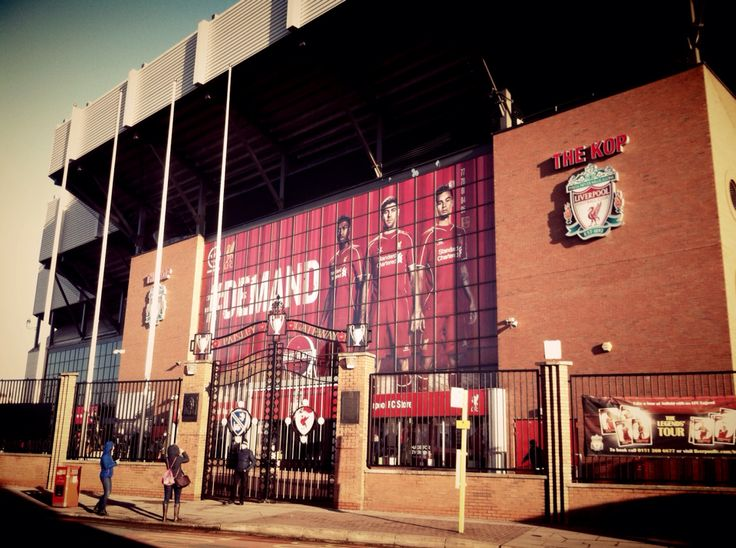Liverpool Football Stadium