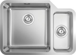 B&F DESIGNER RANGE R25 UNDERMOUNT BOWL & 1/4.Purchased through Kitchen Contours