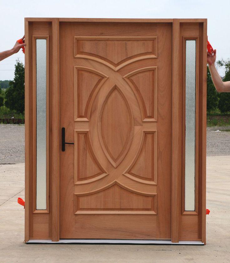 Exterior sliding barn doors - Wood Front Door Designs If You Are Looking For Great Tips